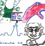 Panini America 2012 Fall Expo Sketch Main