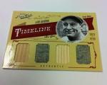 Panini America 2012 Prime Cuts Baseball QC 49