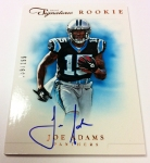 Panini America 2012 Prime Signatures Football QC 1