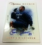 Panini America 2012 Prime Signatures Football QC 2