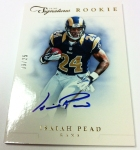 Panini America 2012 Prime Signatures Football QC 29