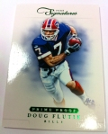Panini America 2012 Prime Signatures Football QC 40