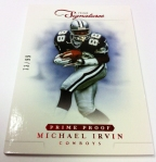 Panini America 2012 Prime Signatures Football QC 43