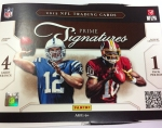 Panini America 2012 Prime Signatures Football QC 45