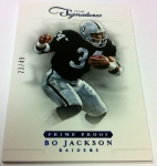 Panini America 2012 Prime Signatures Football QC 6