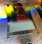 Panini America 2012 Prizm Basketball Auto Form 13