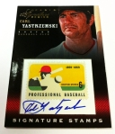 Panini America 2012 Signature Series QC 16