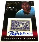 Panini America 2012 Signature Series QC 20