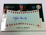 Panini America 2012 Signature Series QC 27