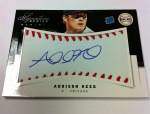 Panini America 2012 Signature Series QC 31