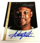 Panini America 2012 Signature Series QC 46