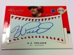 Panini America 2012 Signature Series QC 5