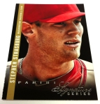 Panini America 2012 Signature Series QC 53