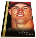 Panini America 2012 Signature Series QC 55