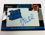 Panini America 2012 Signature Series QC 6