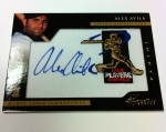 Panini America 2012 Signature Series QC 9