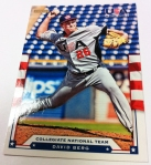 Panini America 2012 USA Baseball National Teams QC 1