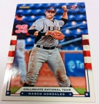 Panini America 2012 USA Baseball National Teams QC 10