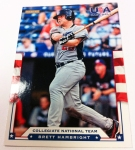 Panini America 2012 USA Baseball National Teams QC 11