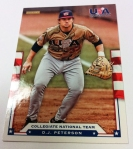 Panini America 2012 USA Baseball National Teams QC 14