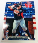 Panini America 2012 USA Baseball National Teams QC 15