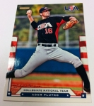 Panini America 2012 USA Baseball National Teams QC 16