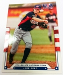 Panini America 2012 USA Baseball National Teams QC 17