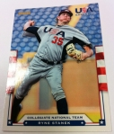Panini America 2012 USA Baseball National Teams QC 19