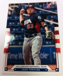Panini America 2012 USA Baseball National Teams QC 20