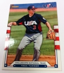 Panini America 2012 USA Baseball National Teams QC 21