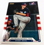 Panini America 2012 USA Baseball National Teams QC 22
