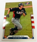 Panini America 2012 USA Baseball National Teams QC 27
