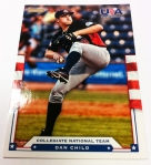 Panini America 2012 USA Baseball National Teams QC 3