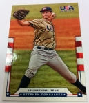 Panini America 2012 USA Baseball National Teams QC 31
