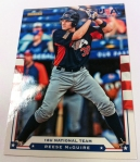 Panini America 2012 USA Baseball National Teams QC 35