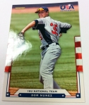 Panini America 2012 USA Baseball National Teams QC 36