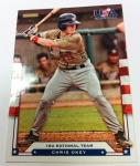 Panini America 2012 USA Baseball National Teams QC 37