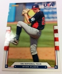 Panini America 2012 USA Baseball National Teams QC 38