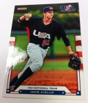 Panini America 2012 USA Baseball National Teams QC 43