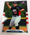 Panini America 2012 USA Baseball National Teams QC 45