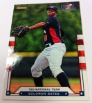 Panini America 2012 USA Baseball National Teams QC 46