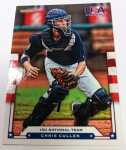 Panini America 2012 USA Baseball National Teams QC 49
