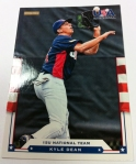Panini America 2012 USA Baseball National Teams QC 50