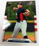 Panini America 2012 USA Baseball National Teams QC 56