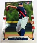 Panini America 2012 USA Baseball National Teams QC 57