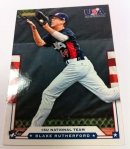 Panini America 2012 USA Baseball National Teams QC 59