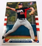Panini America 2012 USA Baseball National Teams QC 6