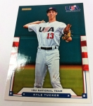 Panini America 2012 USA Baseball National Teams QC 61