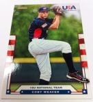 Panini America 2012 USA Baseball National Teams QC 62