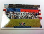 Panini America 2012 USA Baseball National Teams QC 63